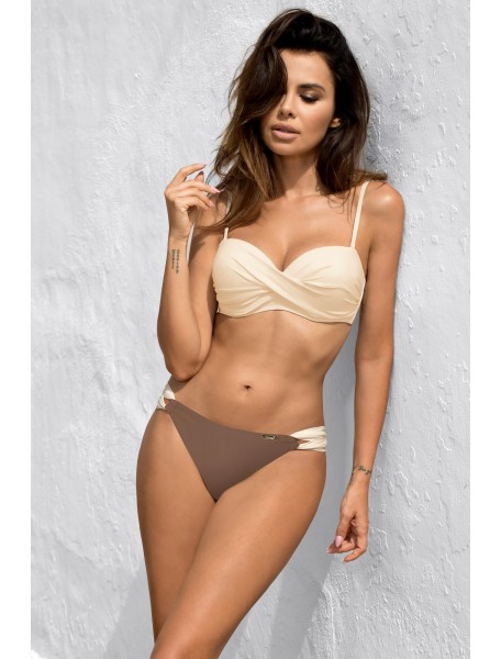 Swimsuit Evita Basic Beige D