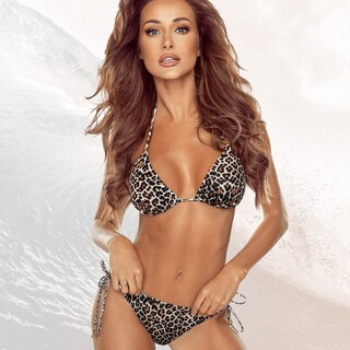 Lubicie kostiumy w wersji #WILD? 🐆🦓🐅  #gabbiano #gabbianopl   #model #bikini #polishgirl #fitbody